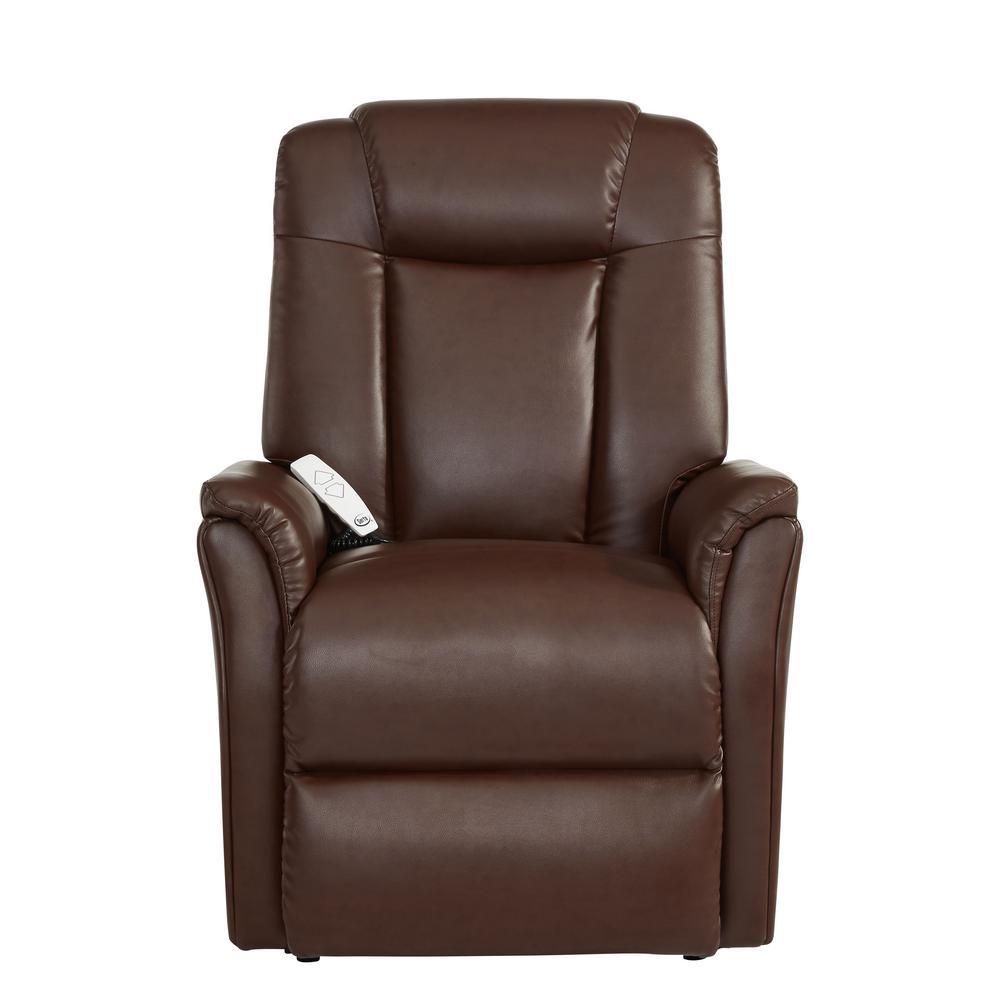 Fine Serta Worcherster Power Recliner Lift Chair In Cognac Sl Short Links Chair Design For Home Short Linksinfo