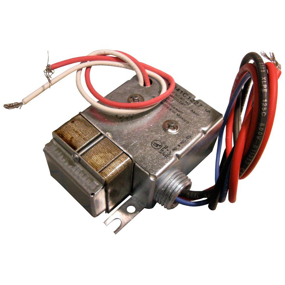 Cadet 5 Kw 240 Volt To 24 1 Circuit Electric Heating Relay With Wire Thermostat Wiring Diagram