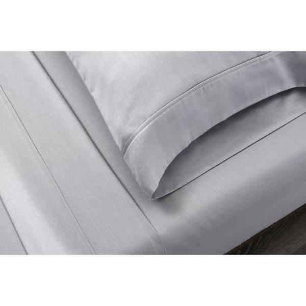 1 piece new white sheet 300 thread count cotton blend made in usa all sizes!!