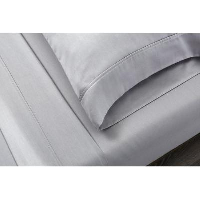 300-Thread Count Cotton Sateen Sheet Set