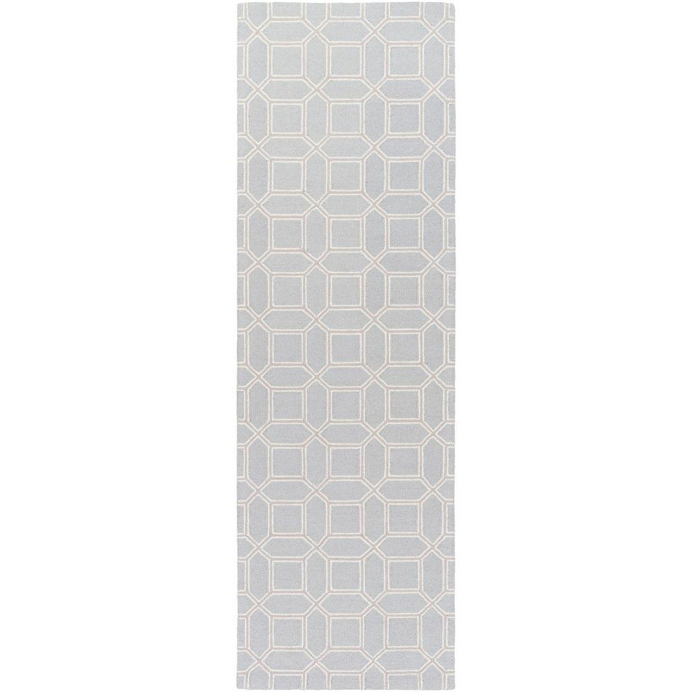 Hatvan Slate 2 ft. 6 in. x 8 ft. Indoor Rug