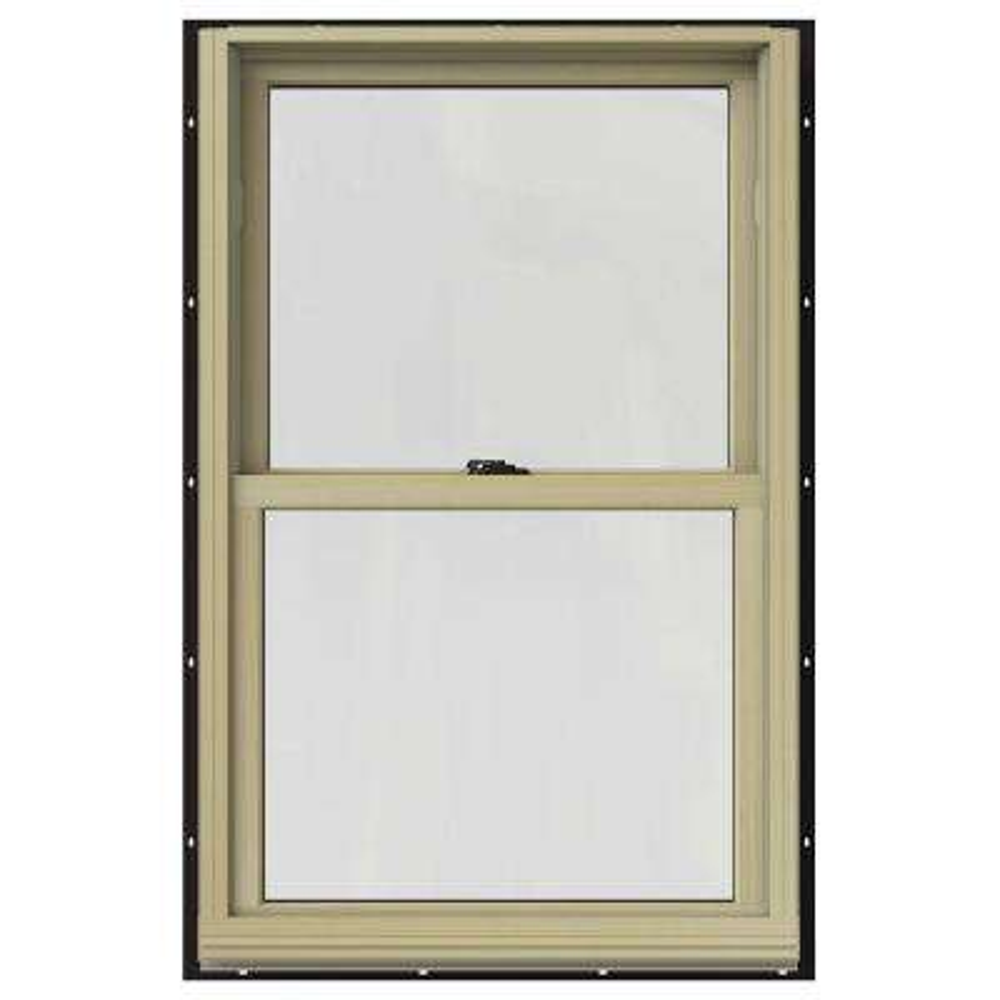 26.125 in. x 48.75 in. W-2500 Double Hung Clad Wood Window