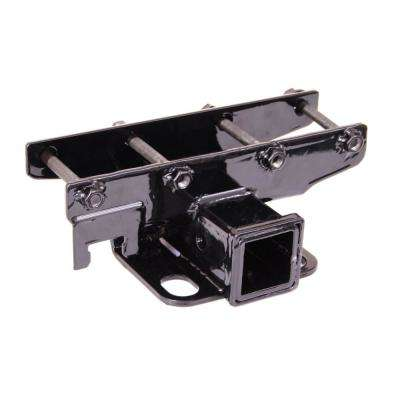2 in. Receiver Hitch 07-18 Jeep Wrangler JK
