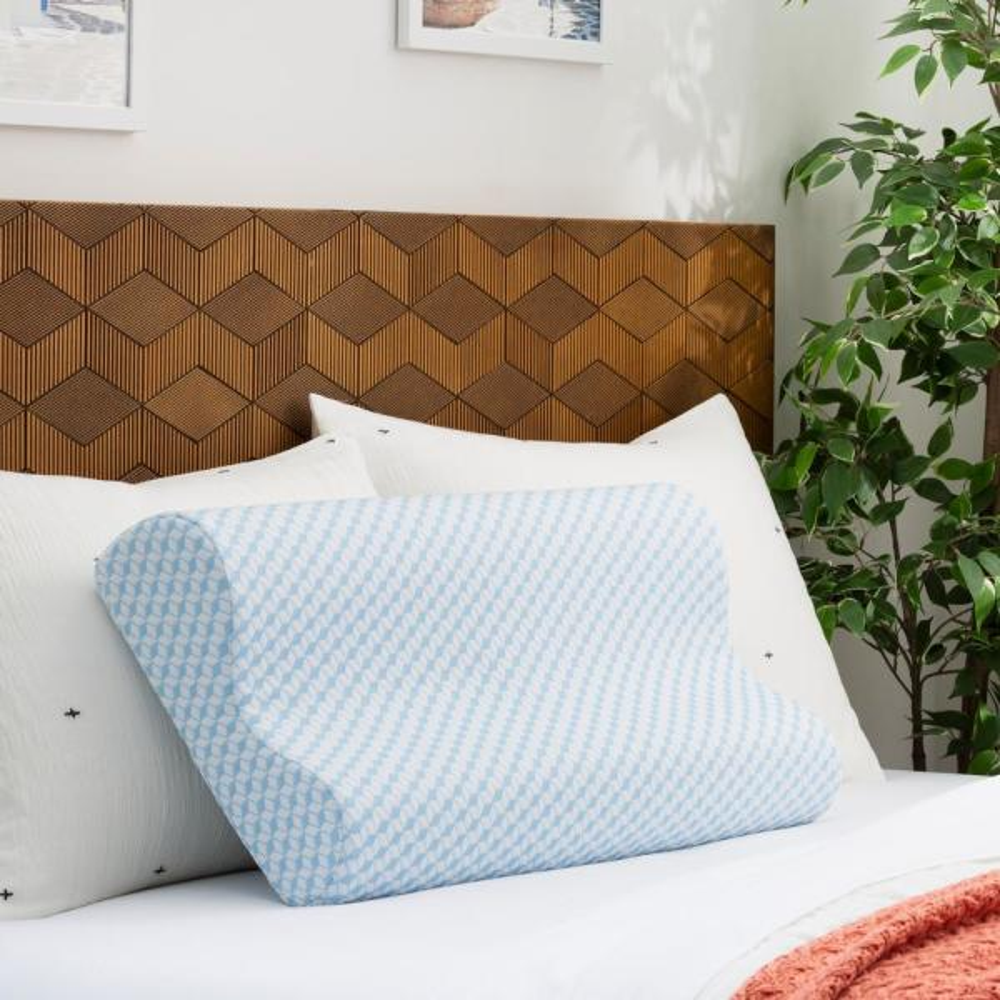 AlwaysCool Memory Foam Contour Pillow - Standard