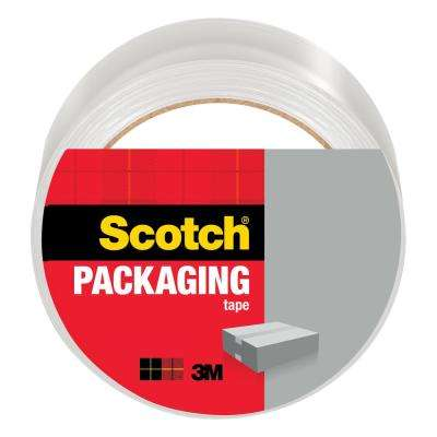 Scotch 1.88 in. x 65.6 yds. Shipping Packaging Tape (Case of 16)