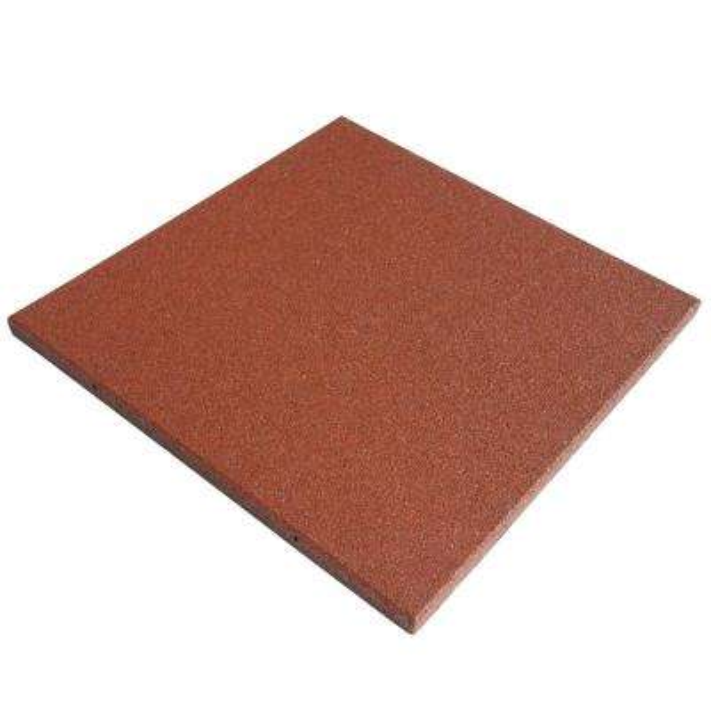 Eco-Sport 1 in. T x 1.66 ft. W x 1.66 ft. L Terracotta Interlocking Rubber Flooring Tiles (8.3 sq. ft.) (3-pack)