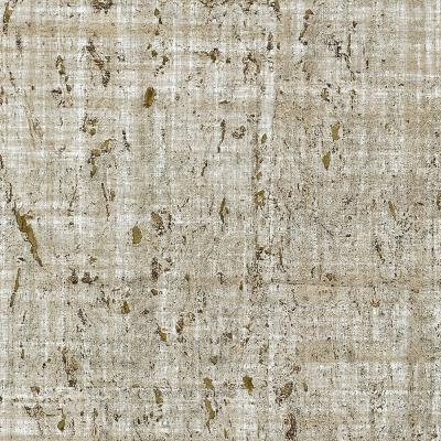 72 sq. ft. Samal Taupe Cork Wallpaper