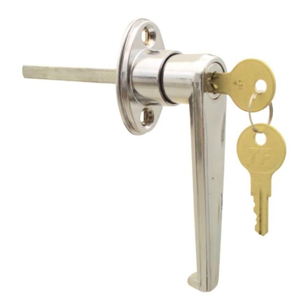 garage door lock handleIDEAL Security Keyed L Garage Door Replacement LockSKL9201  The