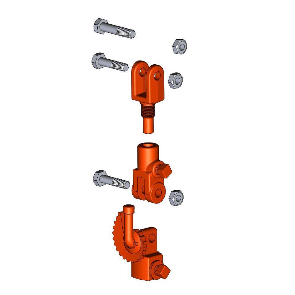 Model Y1, Y2 or Y34 Yard Hydrant Links 9-Piece Repair Kit