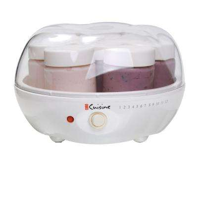 1.31 Qt. 7-Jar Yogurt Maker