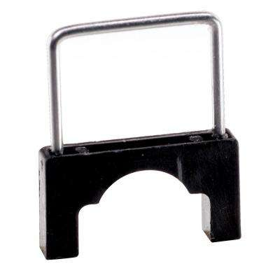 CableBoss 1/2 in. Black Plastic and Metal Staples (200-Pack)