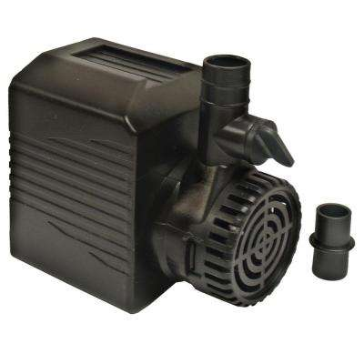 400 GPH Submersible Fountain Pump