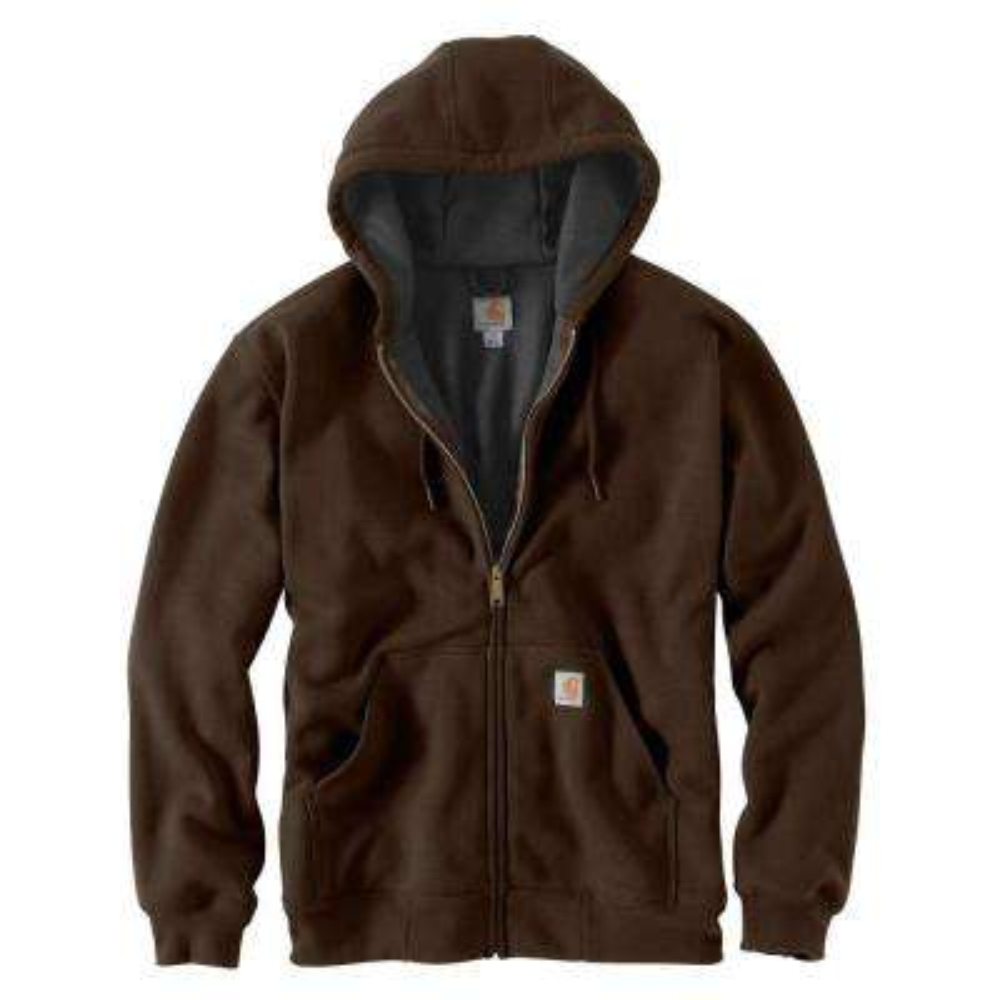 Men's Regular XXXX Large Dark Brown Cotton/Polyester  Sweats