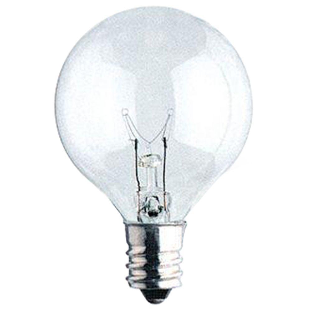 Bulbrite 60-Watt Krypton Halogen GC16.5 Light Bulb (15-Pack)