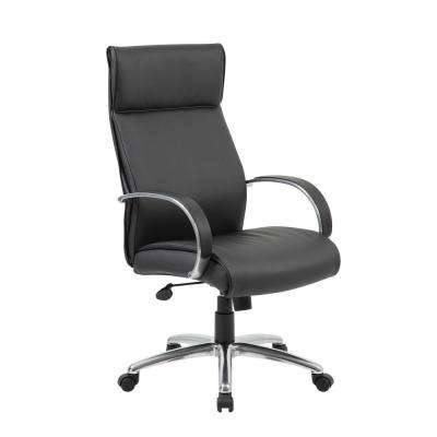 boss vinyl black office chairs home office furniture the