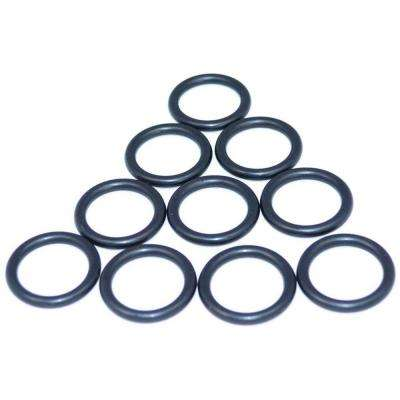 1 in. O.D. x 3/4 in. I.D. #215 Rubber O-Ring (10-Pack)