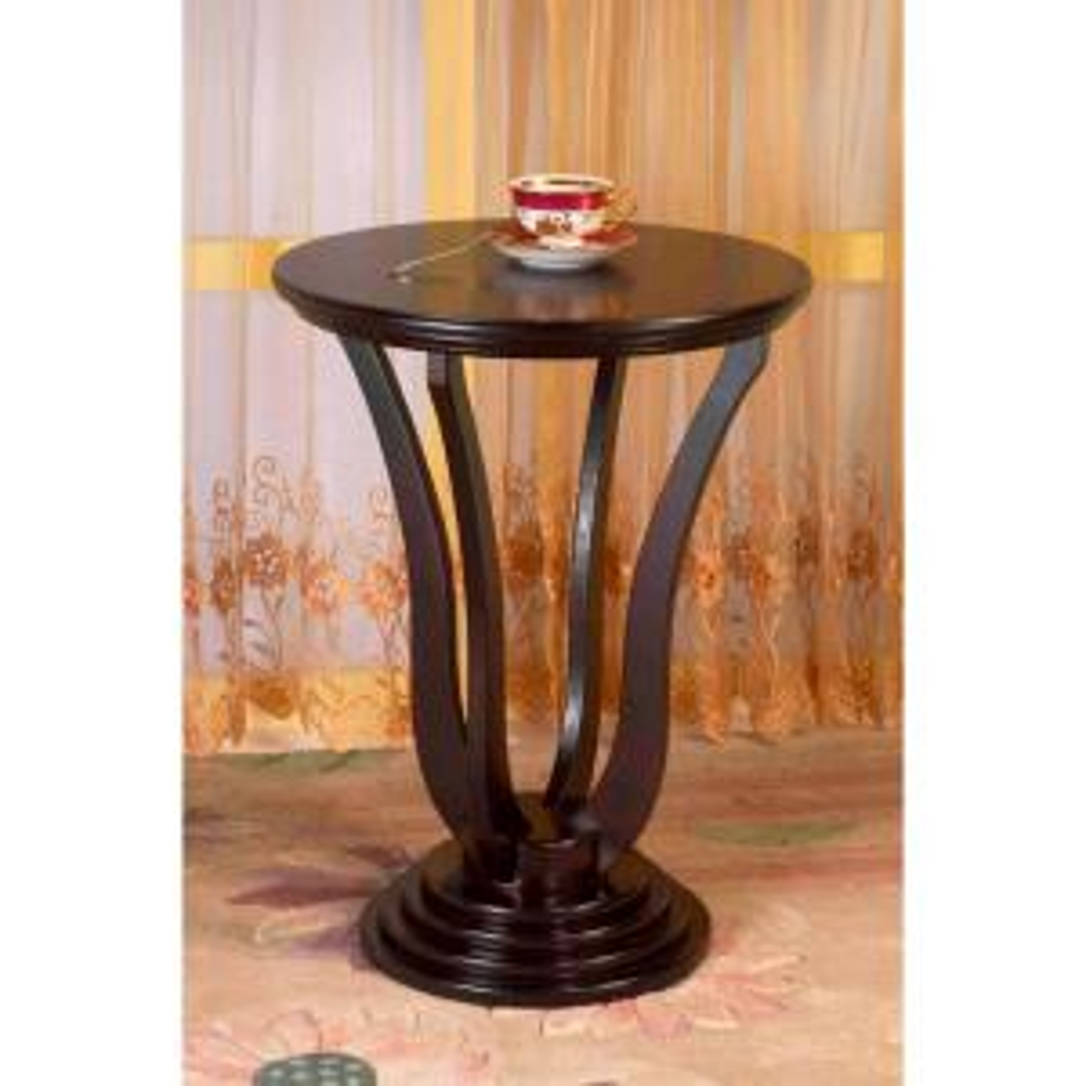 Homecraft Furniture Dita Espresso End Table by Homecraft Furniture