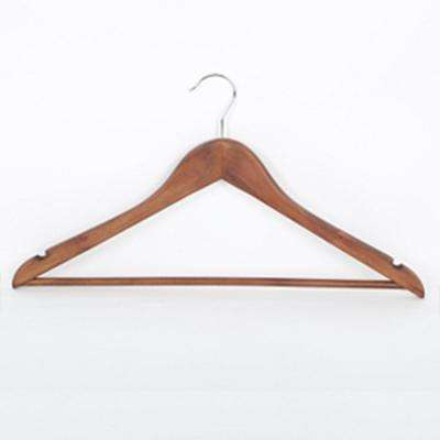 Walnut Wood Hangers (20-Pack)