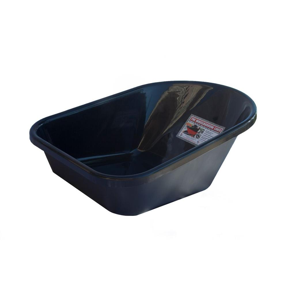 6 cu. ft. Plastic Wheelbarrow Liner for Steel Wheelbarrows