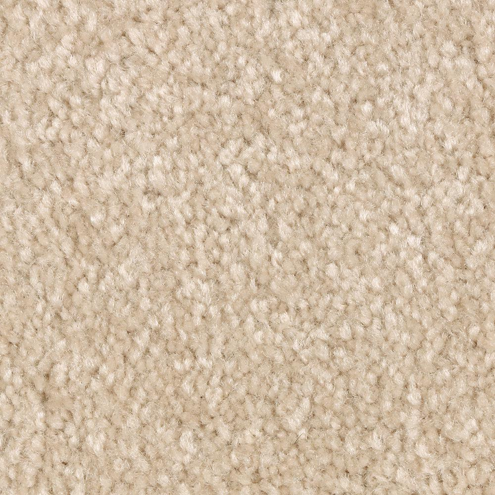 LifeProof Carpet Sample - Best Wishes II - Color Nomadic Texture 8 in. x 8 in.