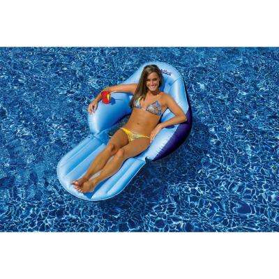 Convertible Solo Easy Chair Swimming Pool Lounge