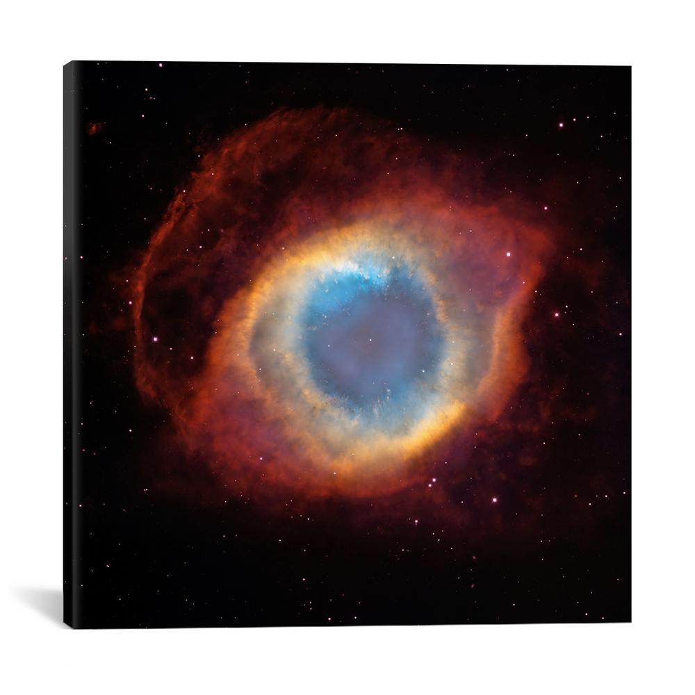 Helix (Eye of God) Nebula (Hubble Space Telescope)