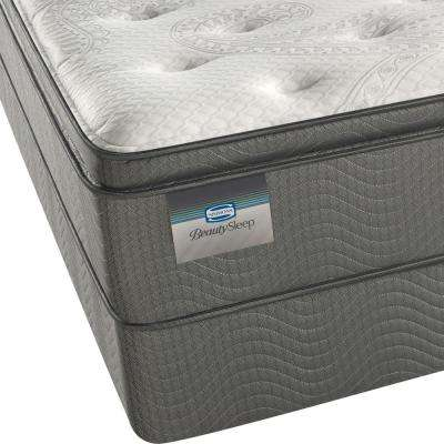 BeautySleep North Star Bay Cal King Luxury Firm Pillow Top Mattress Set