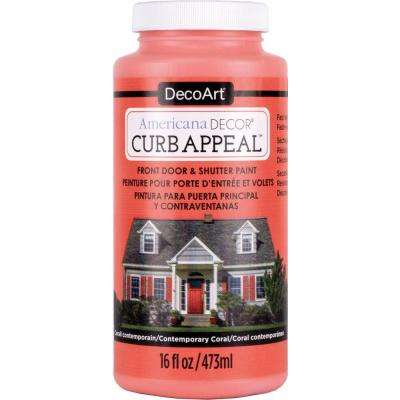 16 oz. Contemporary Coral Paint