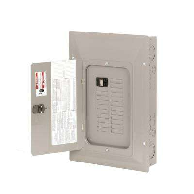 CH 100 Amp 22-Space 44-Circuit Indoor Main Breaker Loadcenter with Cover Value Pack (3-CH120, 1-CH230)