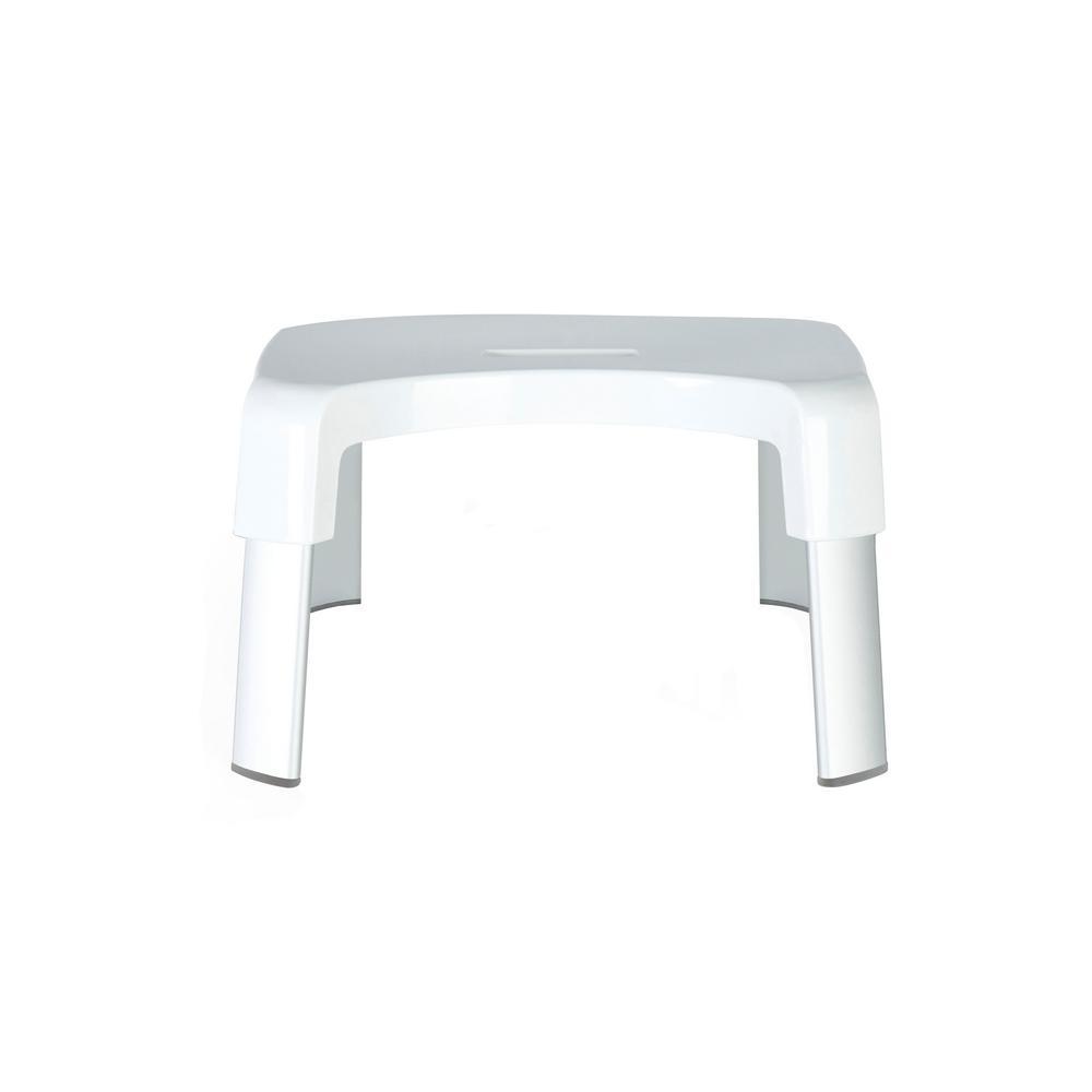 Astonishing Better Living Products Smart 4 Multi Purpose Bathroom Vanity Stool Beatyapartments Chair Design Images Beatyapartmentscom