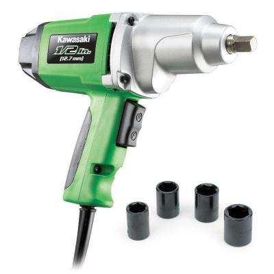 7.5-Amp 1/2 in. Impact Wrench