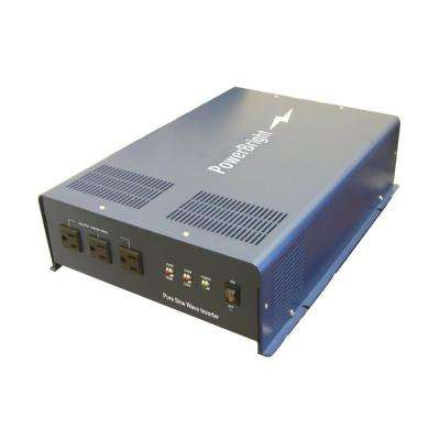 12-Volt DC to AC 2200-Pure Sine Inverter