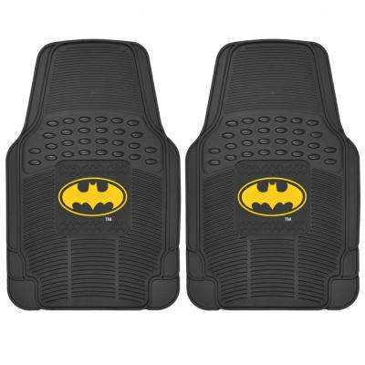 Original Batman WBMT-1372 Rubber 2-Piece Car Floor Mats