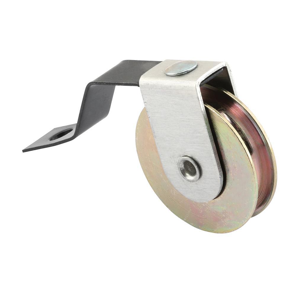 Steel Wheel Spring Tension Roller