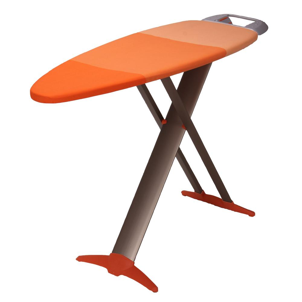 Household Essentials 18.5 in. x 51 in. Steel Top Ironing Board with Aluminum Tri-Leg