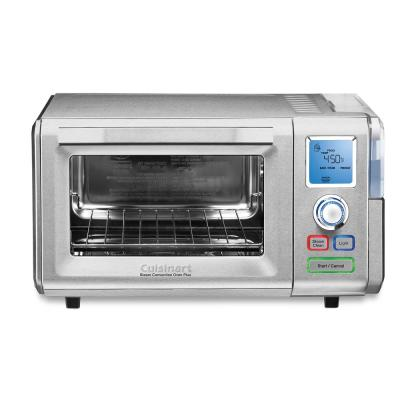 1800 W 6-Slice Stainless Steel Convection Toaster Oven