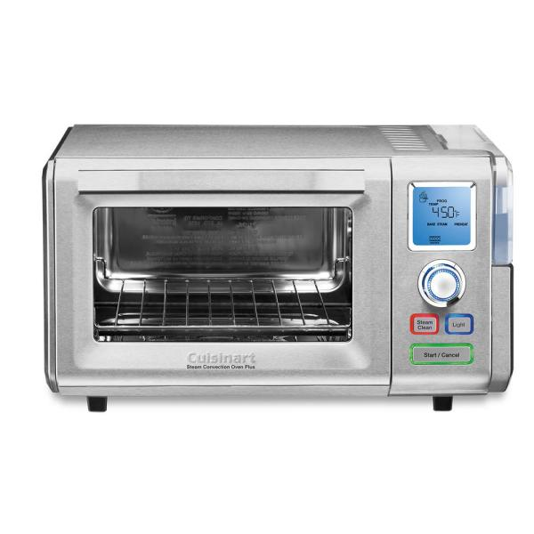Cuisinart 1800 W 6-Slice Stainless Steel Convection Toaster