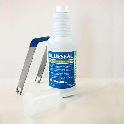 For Waterless Toilet Parts/ Hardware Urinals One each Quart of BlueSeal X-Traptor Tool PortionAid