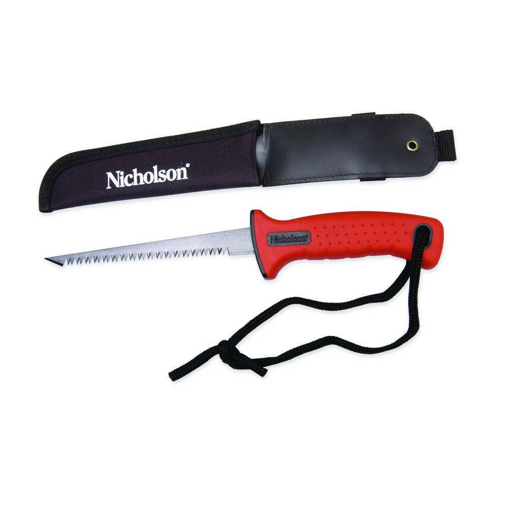 Nicholson Jab Saw With Sheath Ns500 The Home Depot