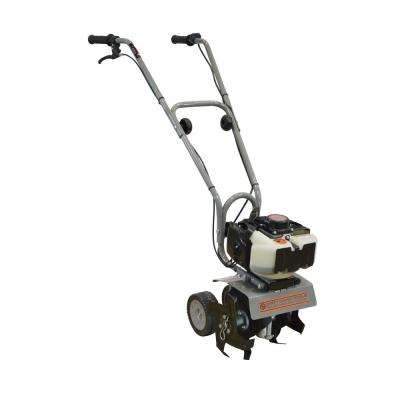 10 in. 43cc Gas 2-Cycle Mini Cultivator