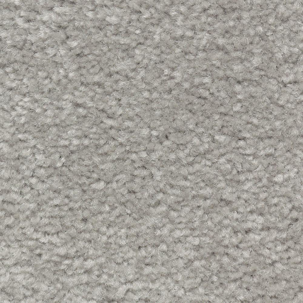 LifeProof Carpet Sample - Best Wishes II - Color Cumulus Texture 8 in. x 8 in.