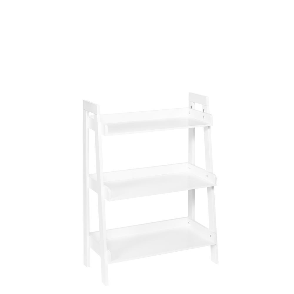 RiverRidge Home 24 In X 1150 3 Tier Ladder Shelf For Kids