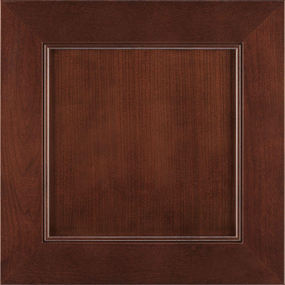 Thomasville 14.5x14.5 in. Buxton Cabinet Door Sample in B...