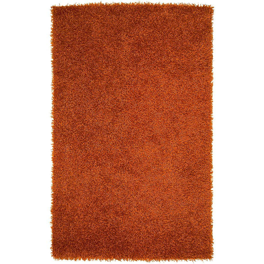Artistic Weavers Lindon Rust 1 ft. 9 in. x 2 ft. 10 in. Area Rug