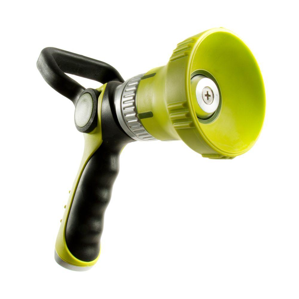 Sun Joe Ultimate High Pressure Flow Fireman's Nozzle with Ergonomic Handle