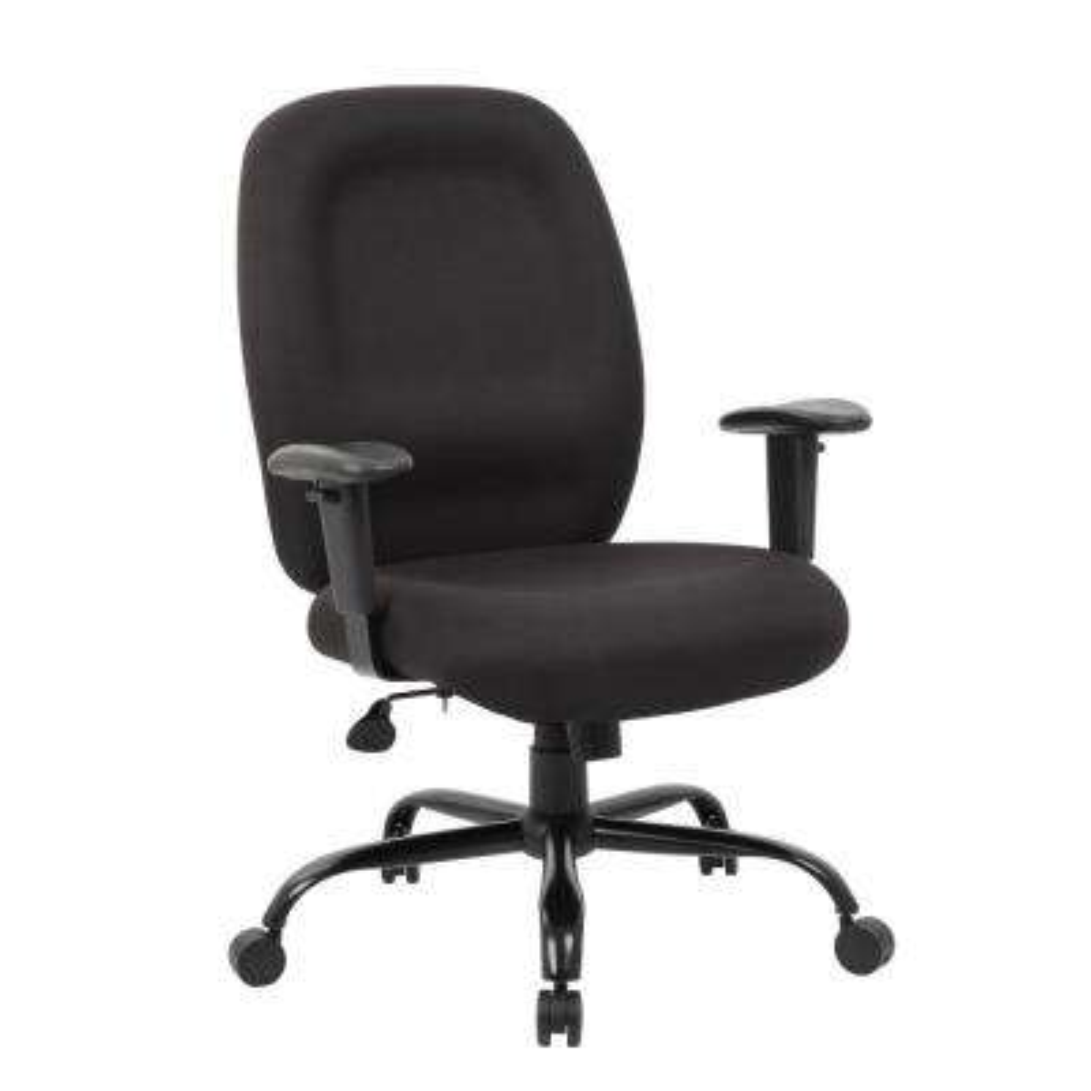Black Heavy Duty Task Chair