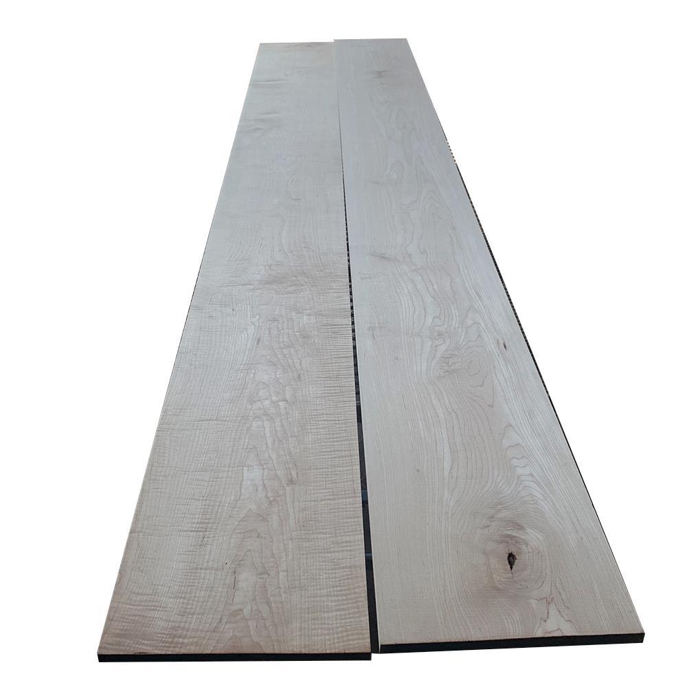 1 in. x 12 in. x 2 ft. Hard Maple S4S Board (5-Pack)