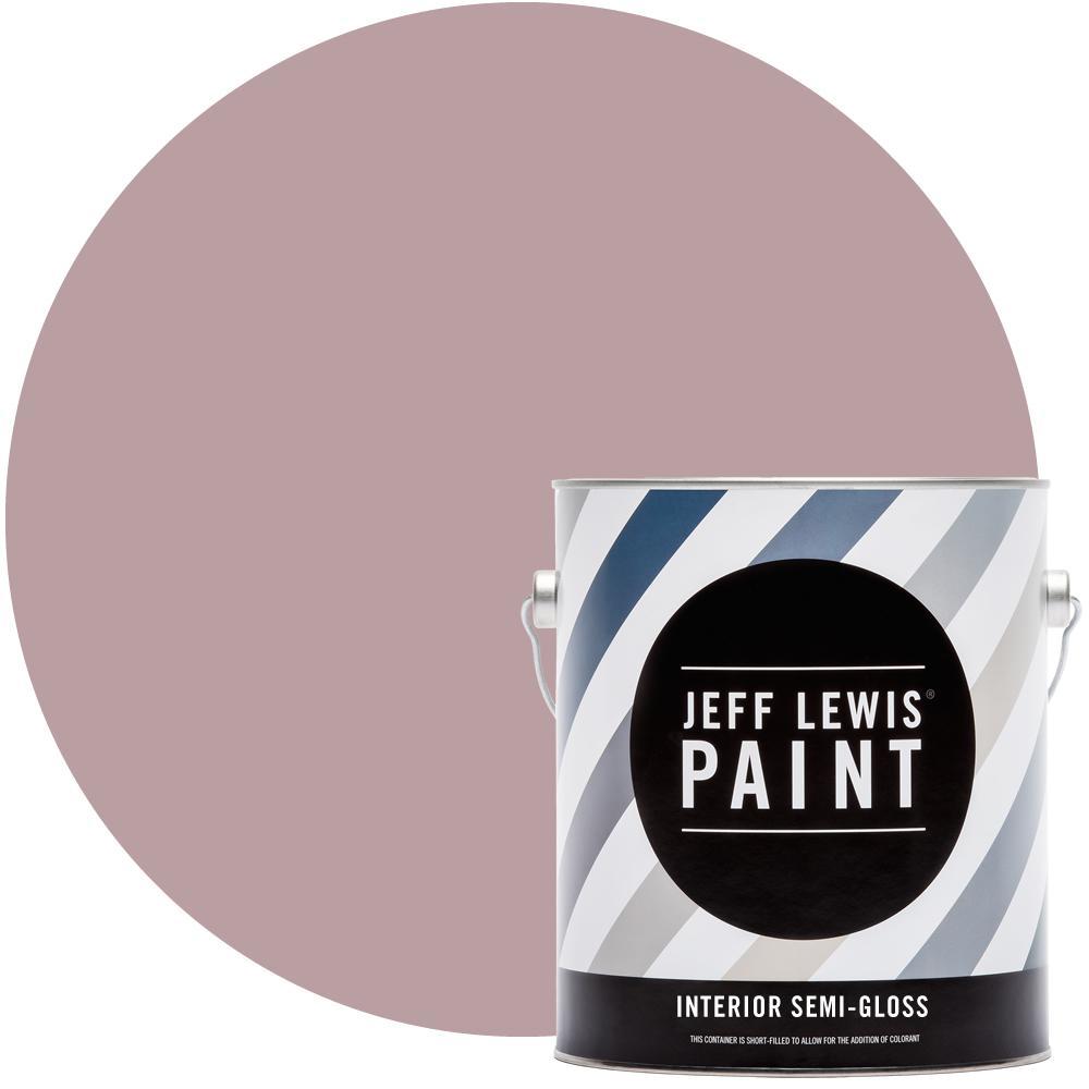 1 gal. #714 Blush Semi-Gloss Interior Paint