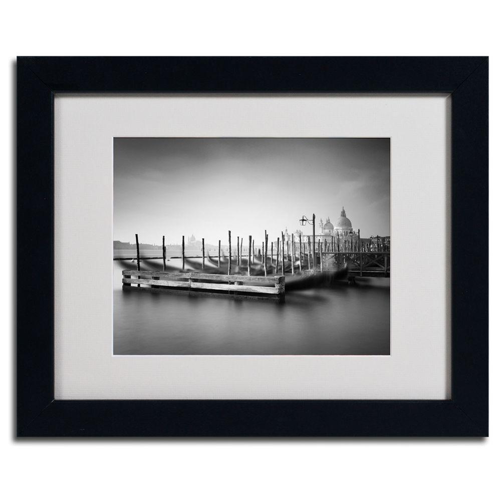 Trademark Fine Art 11 in. x 14 in. Venice Dream Matted Framed Art