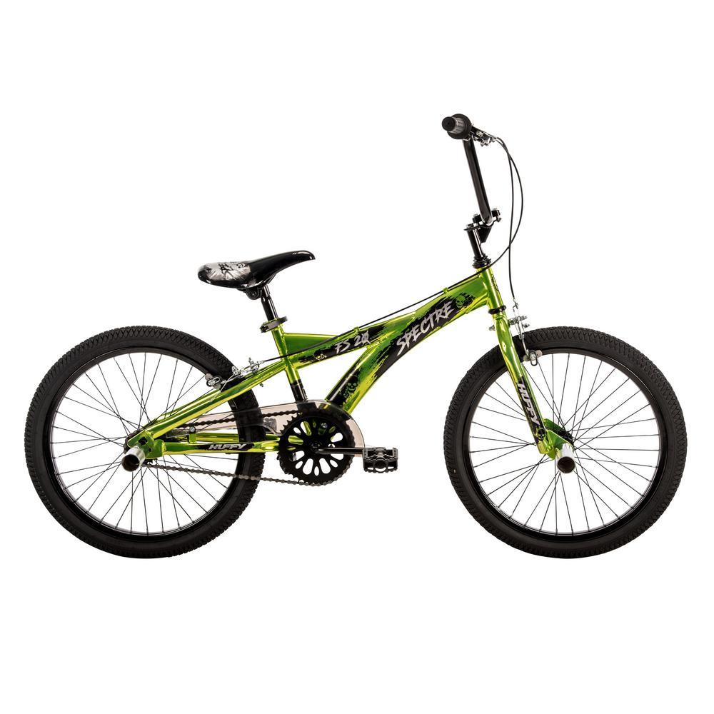 Huffy Spectre 20 in. Boy's Metaloid Finish Bike, Multi